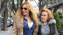 ¡De alta! Ana Obregón ya está en casa con su mamá