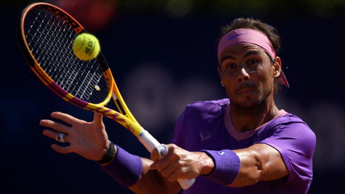 ¡Otro reto! Rafa Nadal ya está listo para jugar en Madrid