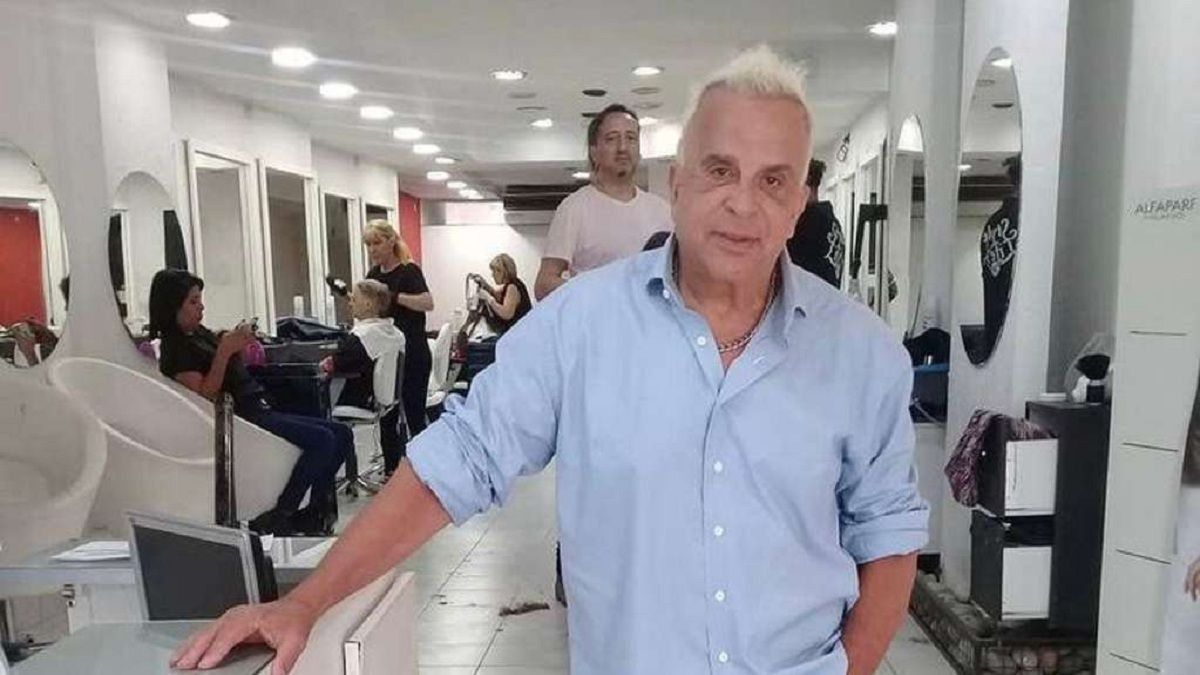 Rubén Orlando volvió a su casa tras estar internado con coronavirus