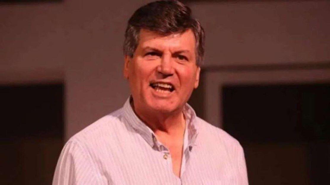 Carlín Calvo, internado con pronóstico reservado