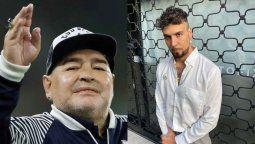 Pelusa: la canción que Dante Spinetta le compuso a Diego Maradona
