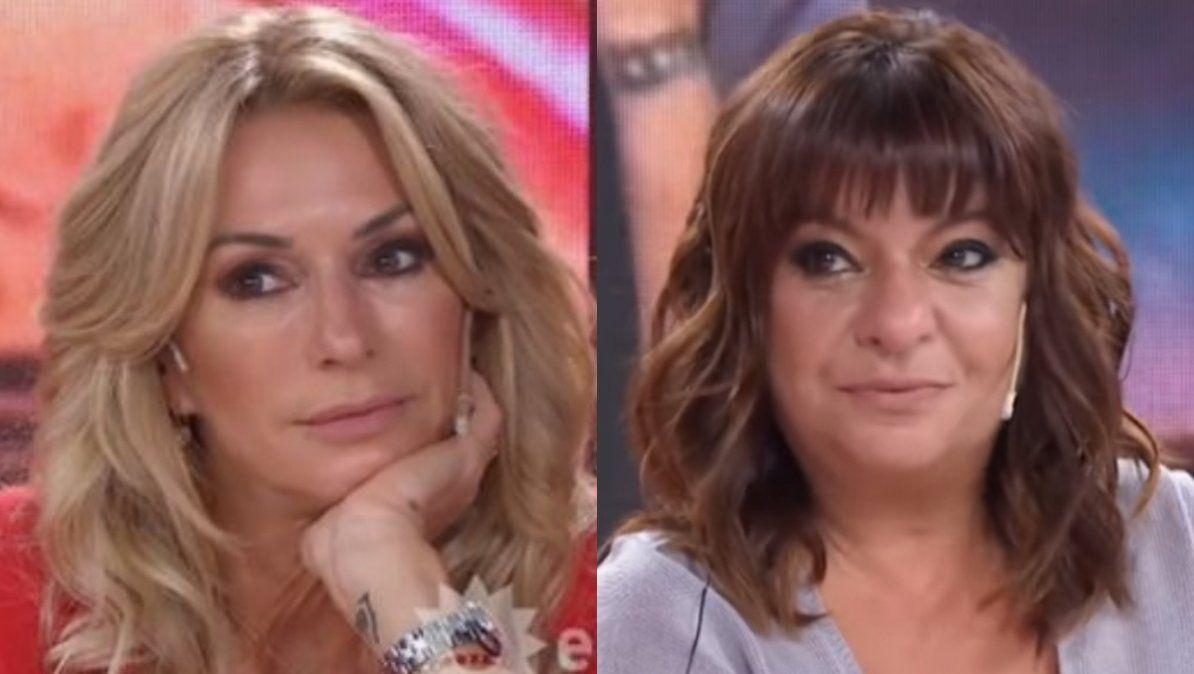 Yanina Latorre vs. Andrea Taboada: salió a la luz el motivo de la pelea