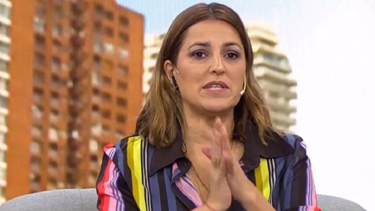 Maju Lozano volvió a la televisión