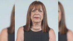 La periodista Mona Moncalvillo fue directora de Radio Nacional