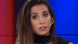 Cinthia Fernández, panelista de Los Ángeles de la Mañana