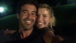 ¡Felices y sin filtro! Nicolás Cabré y Laurita Fernández muy románticos en Instagram