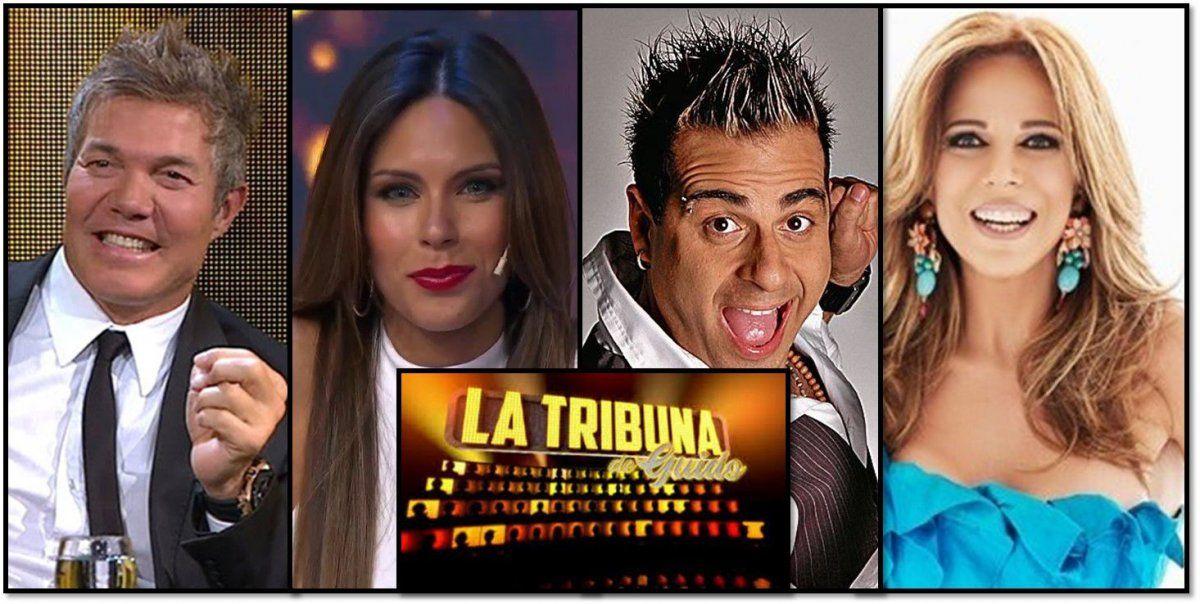 La Tribuna de Guido como Tu cara me suena; famosos imitan famosos: Burlando, Iliana, Barby Franco e Iripino
