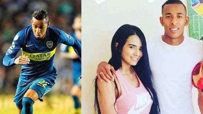 Sebastián Villa y Daniela Cortés antes de su separación