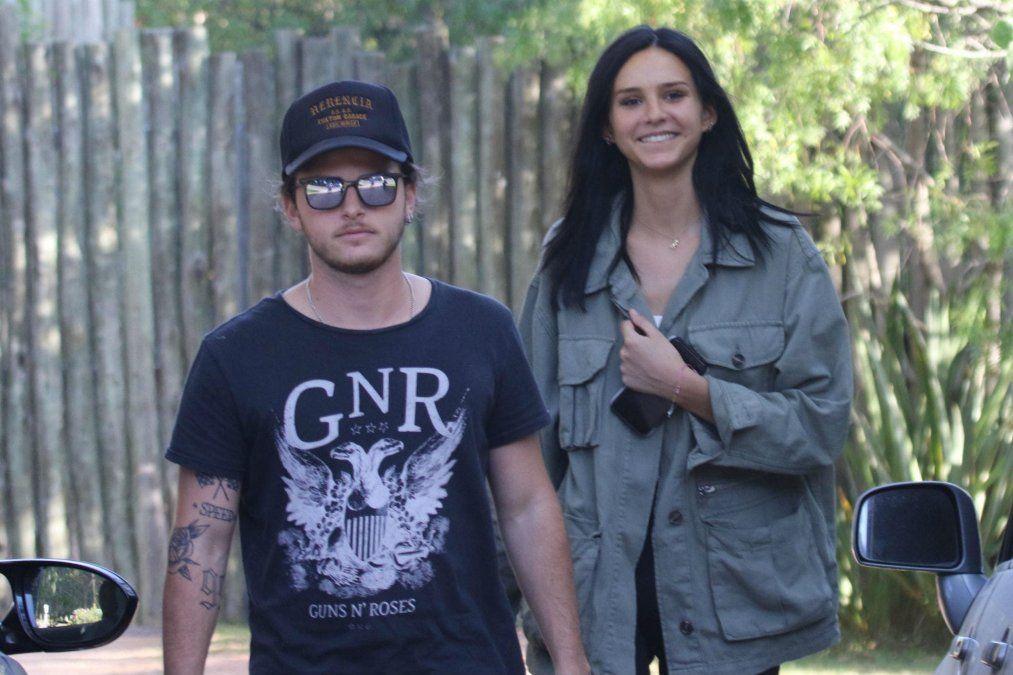 Juanita Tinelli y Mika Bonomi juntos nuevamente paseando por Miami