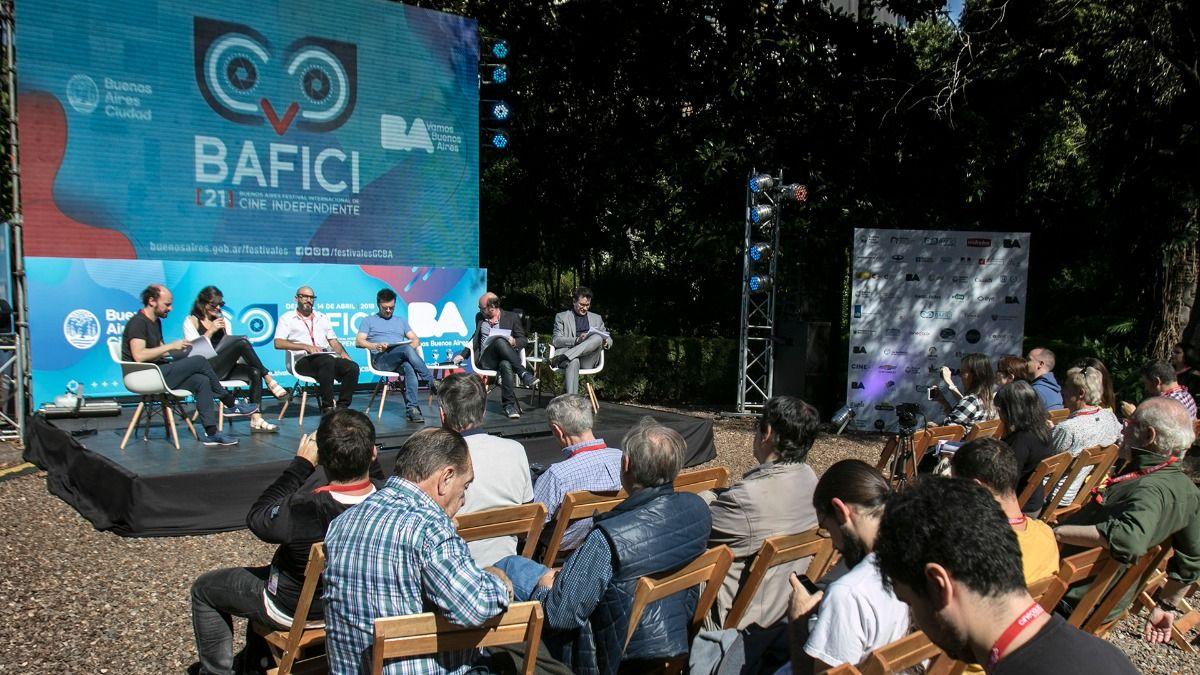 El Internacional Festival de Cine Bafici que se celebra en la capital Argentina culminó ayer.
