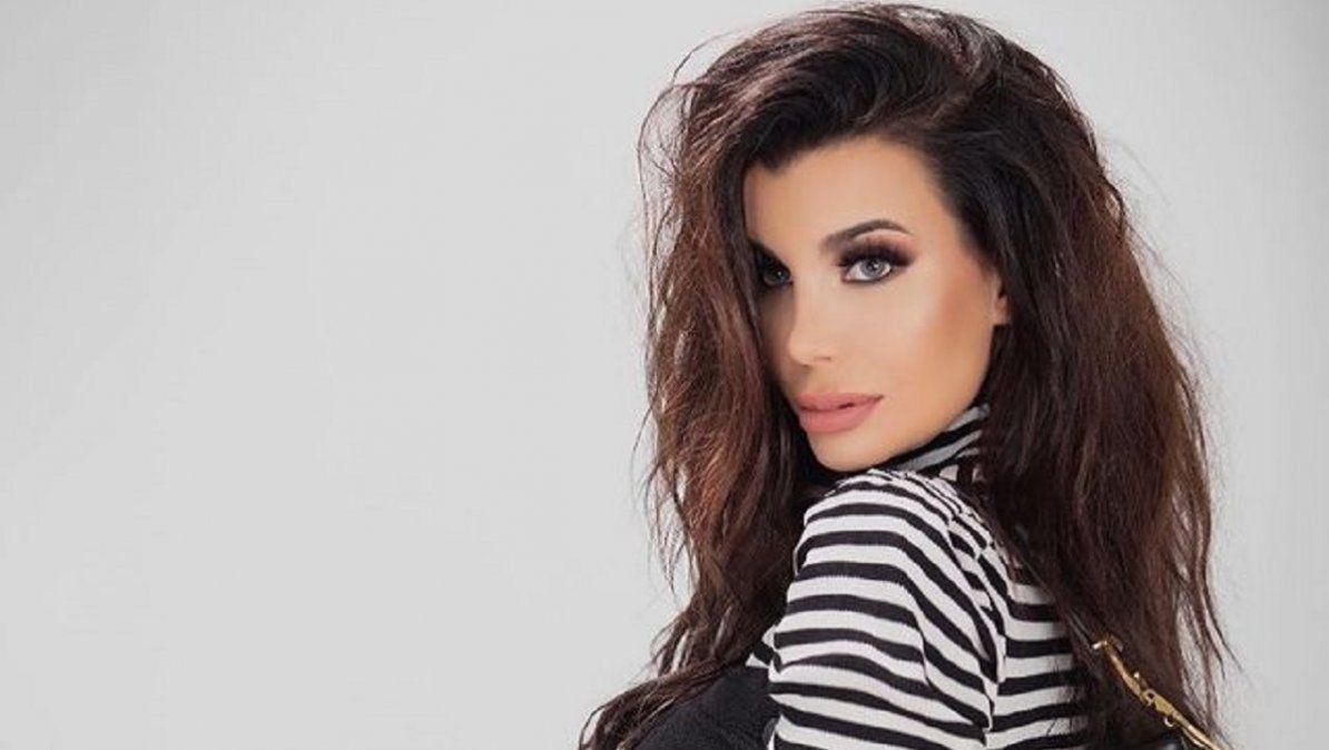 Es difícil: Charlotte Caniggia habló de su relación con su novio Roberto