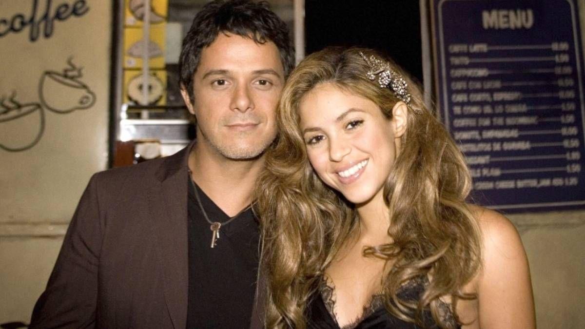 ¡Gracioso! Alejandro Sanz recordó divertida anécdota con Shakira