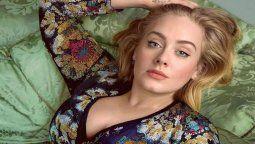 ¿En qué se convirtió? Adele genera burlas nueva foto