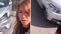 El accidente de la bailarina Valeria Archimó: el peor susto de mi vida