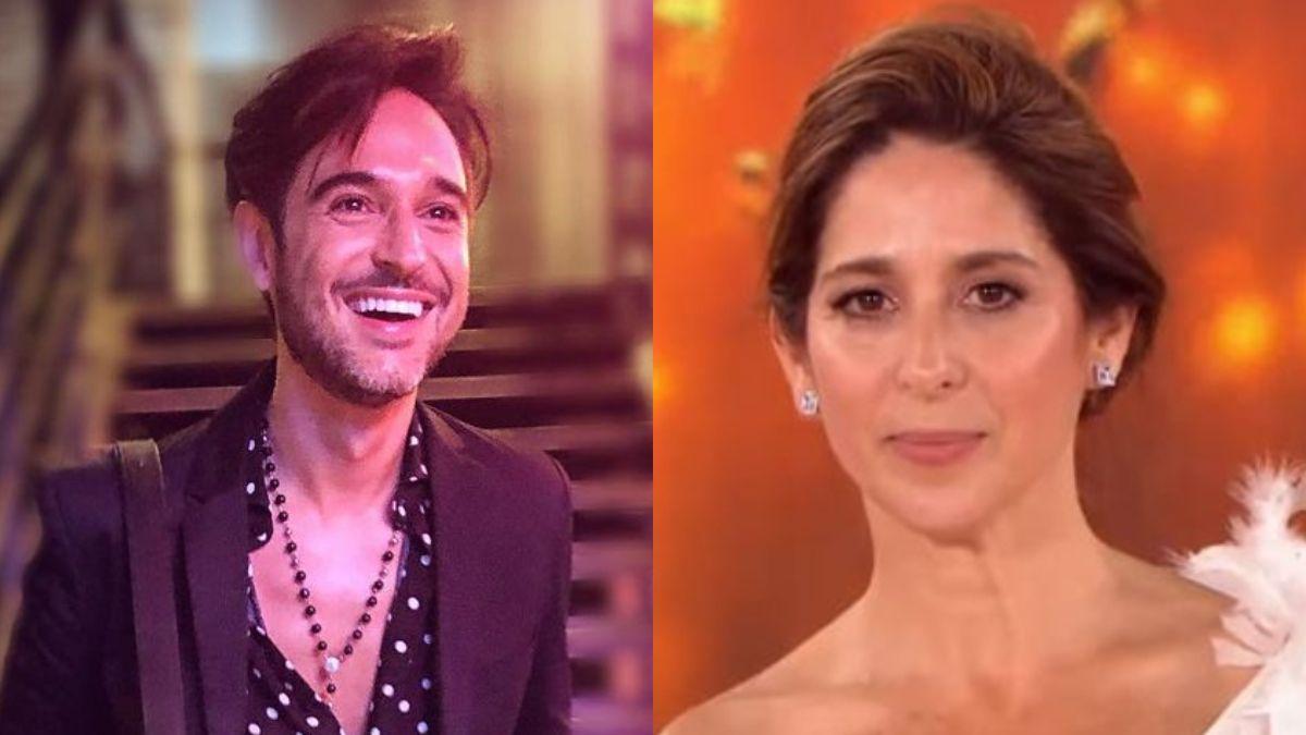 Todo vuelve: el mensaje de Patricio Arellano tras la salida de Laura Novoa del Cantando 2020