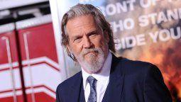 El actor Jeff Bridges publicó una carta para informar de su estado de salud