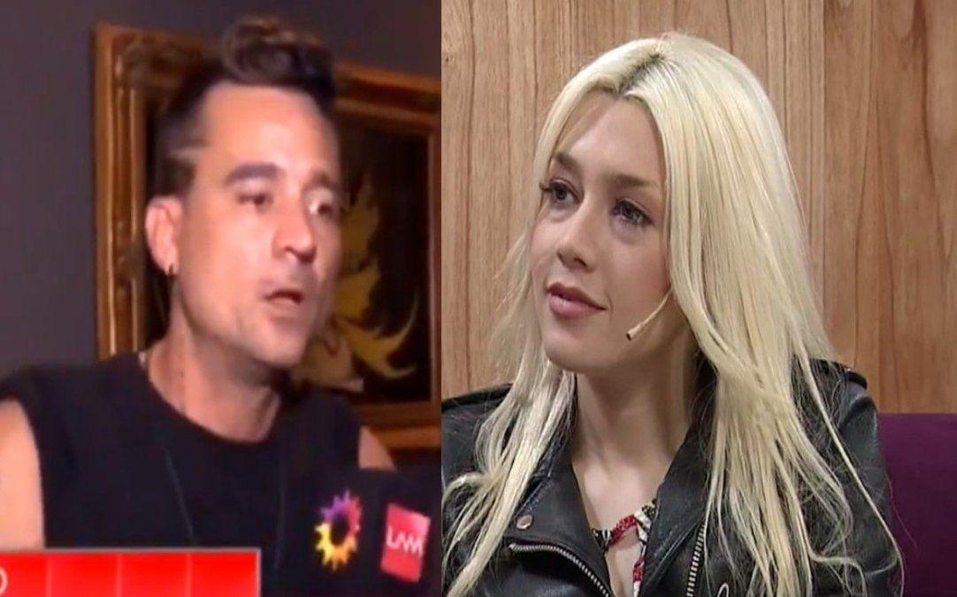 Chano contra Militta: El juez desestimó la denuncia; ella me pegó y me pidió 10 mil dólares para no decir nada