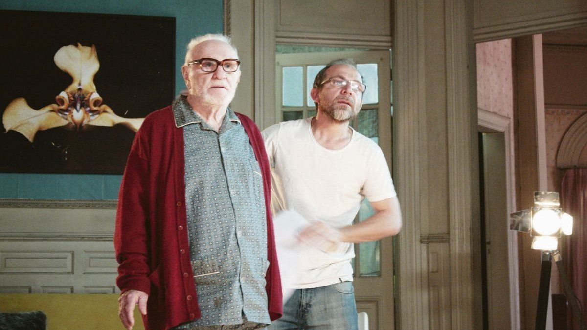 Pepe Soriano regresó al cine a los 91 años para protagonizar Nocturna