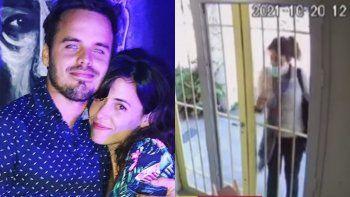 Una fan de Benjamín Rojas atacó el local de la esposa del actor