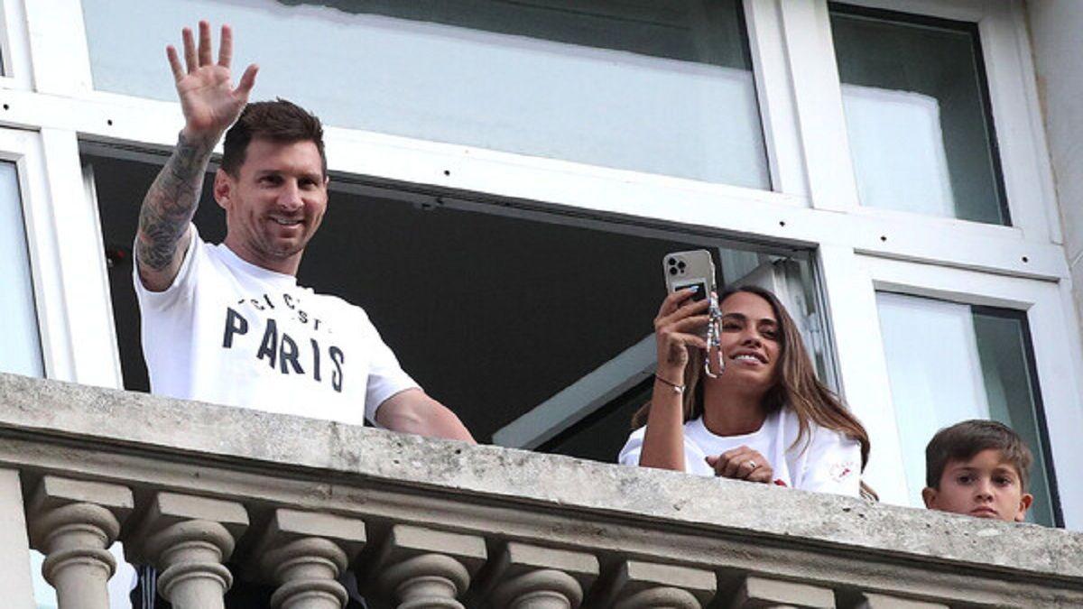 Messi contó cómo le afectó a Antonela Rocuzzo su salida del Barcelona