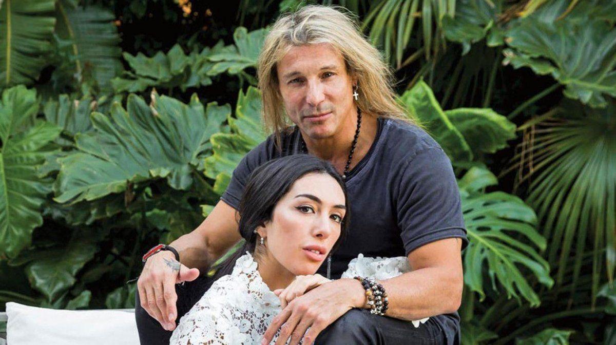 Claudio Paul Caniggia y Sofía Bonelli: Cuando salga el divorcio nos casamos legalmente
