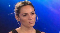Rocío Oliva se refirió a la actitud de Claudia Villafañe en el velorio de Maradona