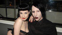 ¡En más problemas! Ex de Marilyn Manson también lo acusó