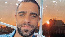 No se guarden nada: Diego Poggi aconsejó a sus seguidores luego de la polémica con su papá
