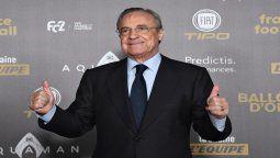 Florentino Pérez justificó la creación de La Superliga