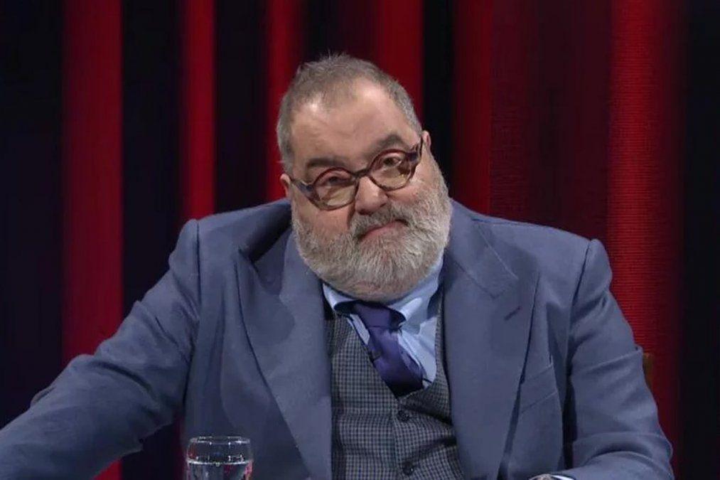 Jorge Lanata furioso por el accionar de la justicia