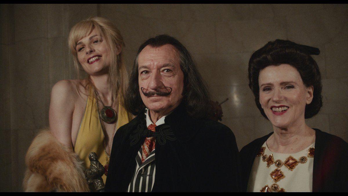 El actor Ben Kingsley en la piel del pintor catalán Salvador Dalí