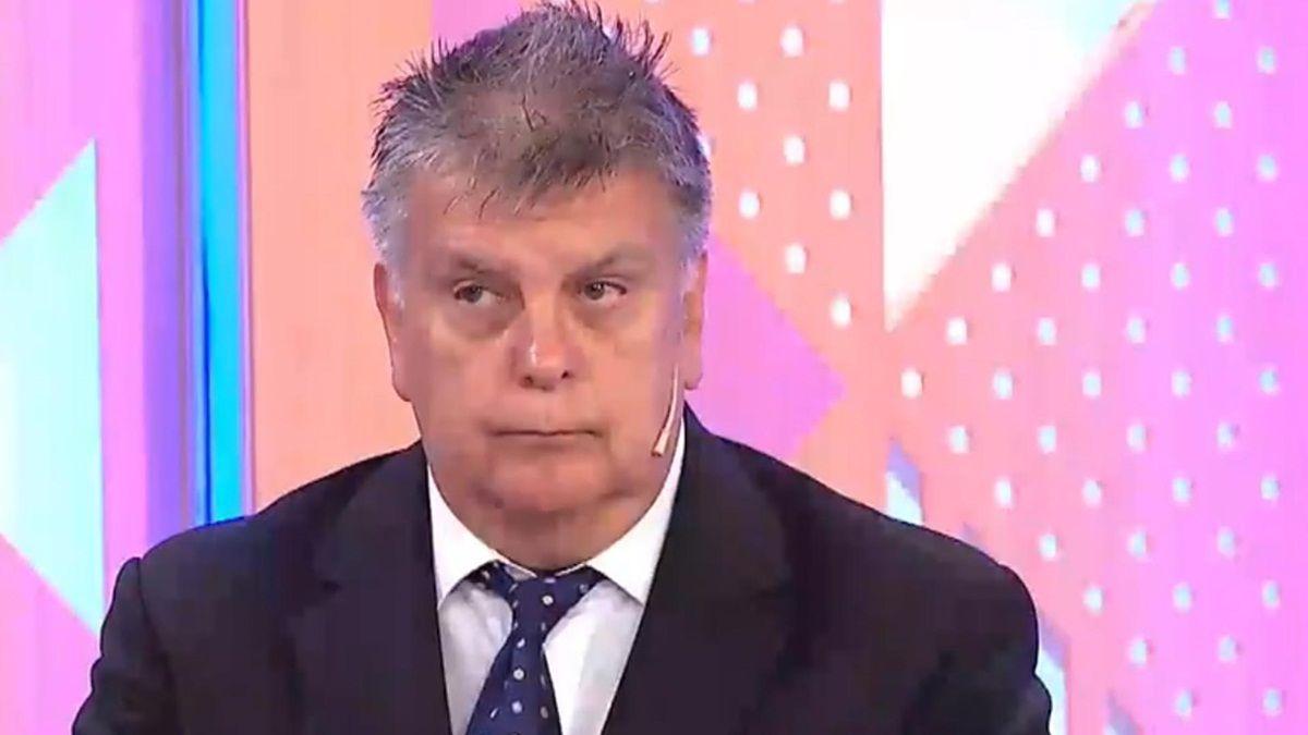 ¡Es pólvora pura!: Luis Ventura habla de un fuerte escándalo