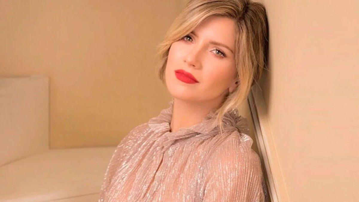 Laurita Fernández hizo una receta de Eugenia Tobal y subió el proceso por Instagram