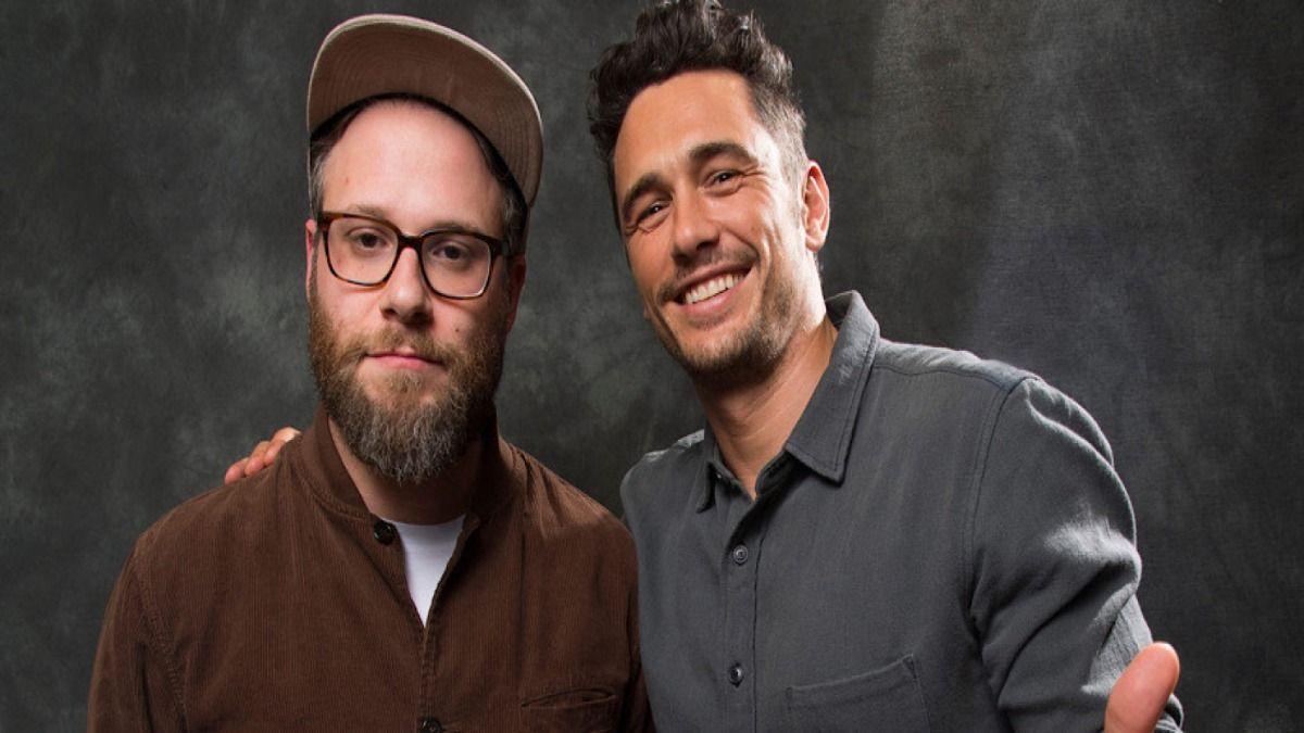 Seth Rogen y James Franco participaron en conjunto en más de cinco películas