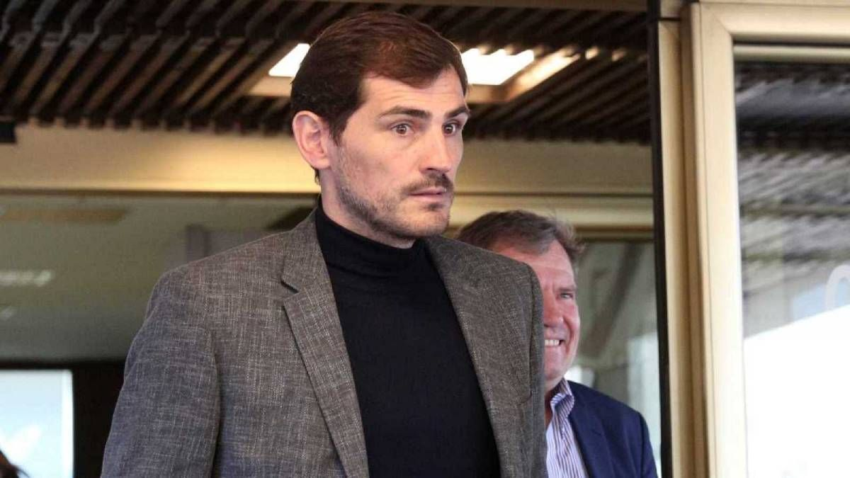 ¡Le fue infiel! Iker Casillas le habría montado los cuernos a Sara Carbonero