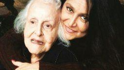 Murió la madre de Daniela Romo a los 95 años