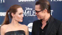 Vacaciones navideñas: la nueva pelea entre Brad Pitt y Angelina Jolie