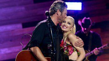 ¡Se casa otra vez! Gwen Stefani se promete con Blake Sheldon