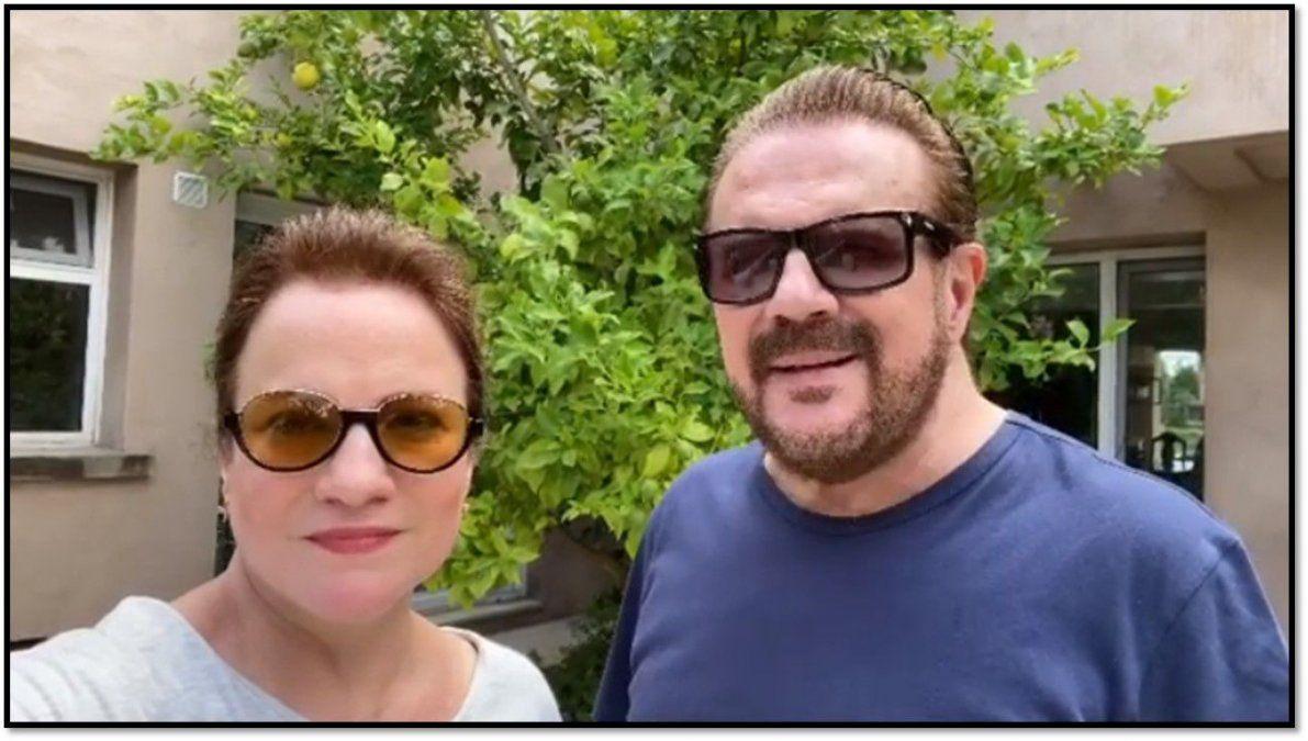 El video de Lucía y Joaquín Galán después de la muerte de su madre