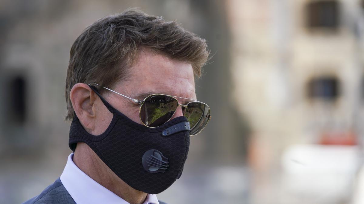 ¡Tensión! Tom Cruise se molesta y amenaza con despedir a su equipo