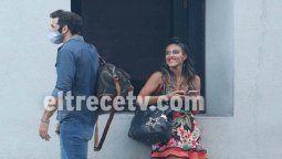 Las primeras fotos de Hernán Drago y Celeste Muriega juntos