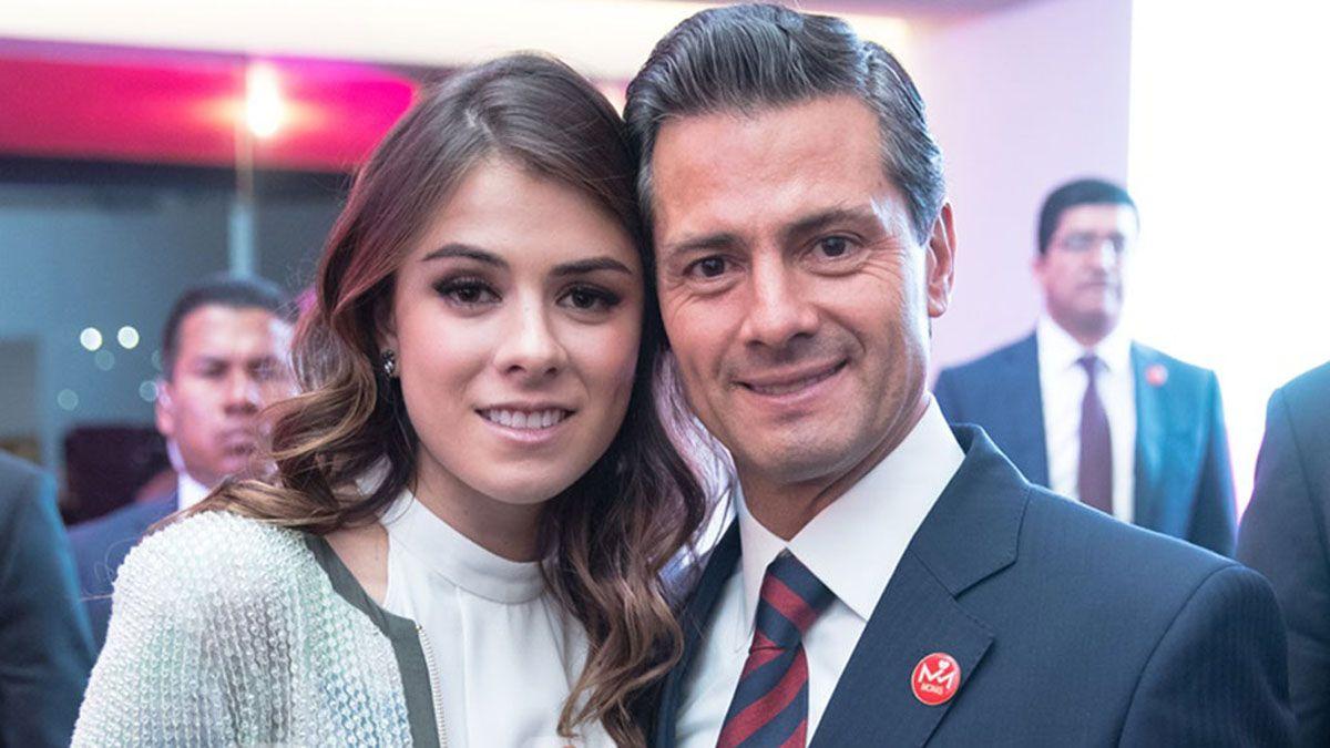 Paulina Peña presume el regalito que le mandó su papá