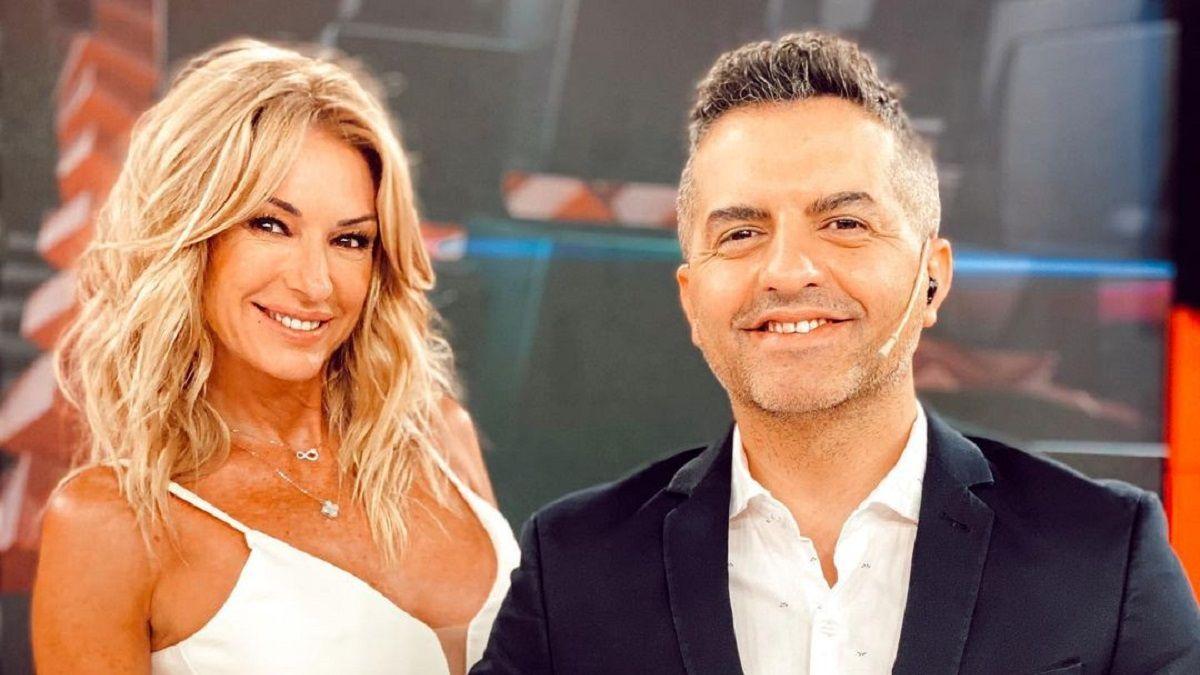 Yanina Latorre volvió al programa de Ángel de Brito y se peleó con Karina Iavícoli