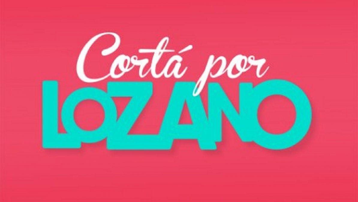 El momento inesperado que se vivió al aire de Cortá por Lozano