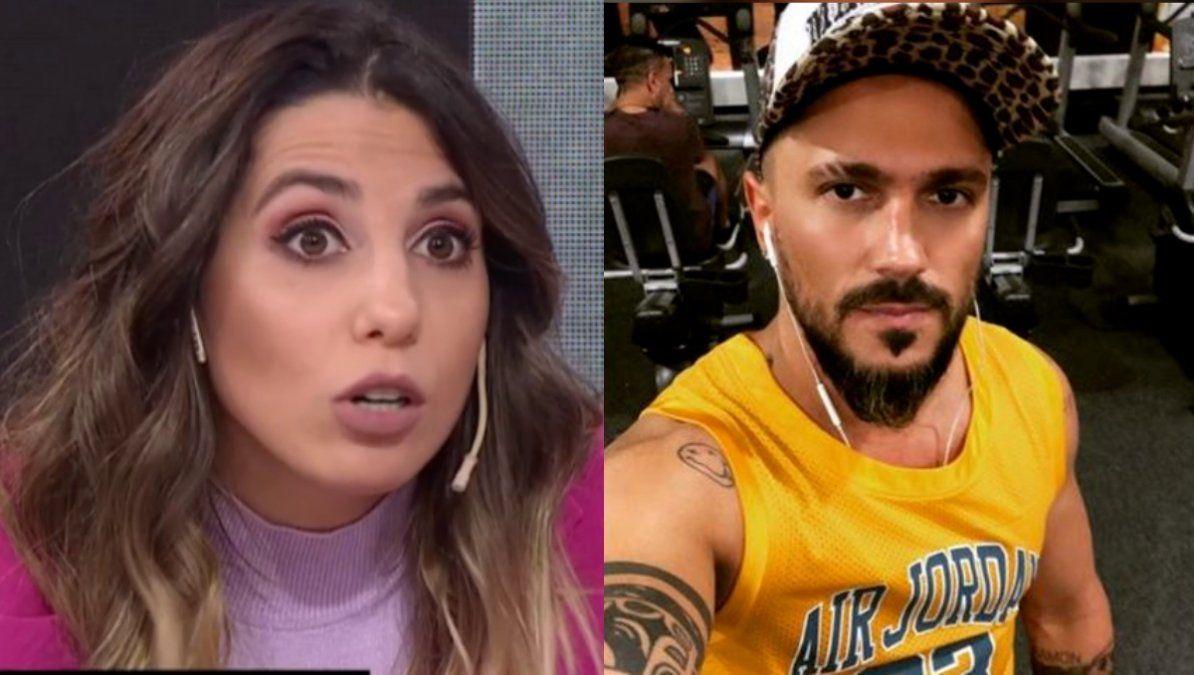 Bam Bam habló sobre su affair con Cinthia Fernández: Me chuponeó