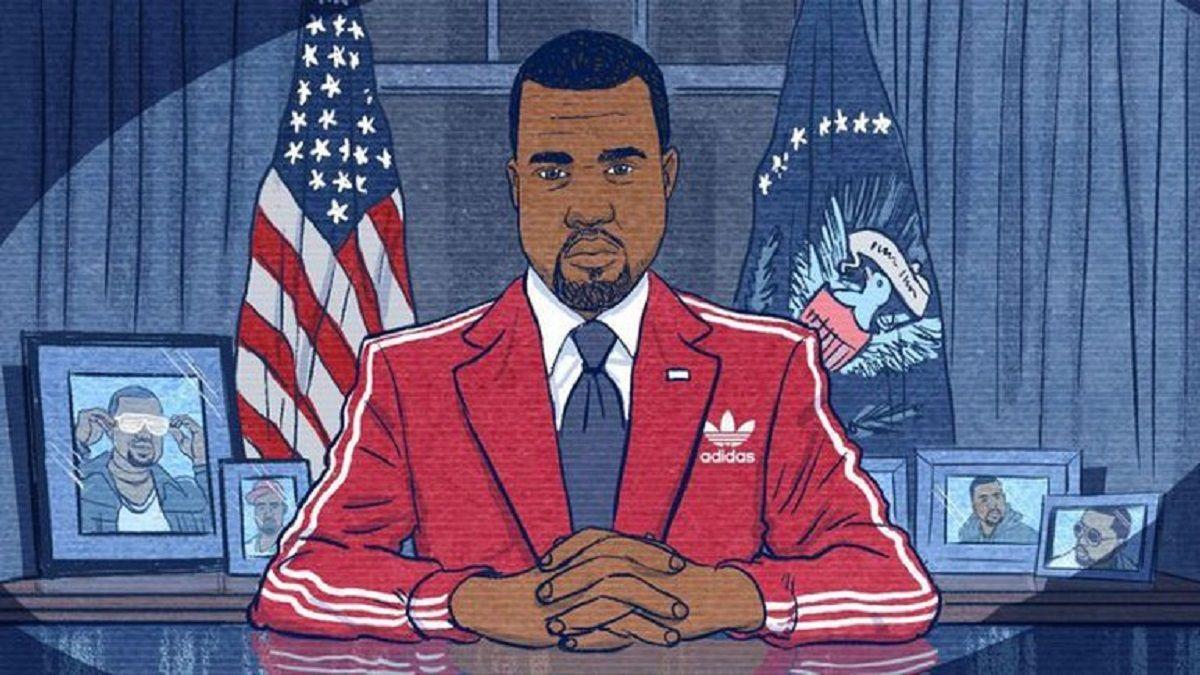Kanye West en el pasado también había confesado que quería lanzarse a candidato presidencial