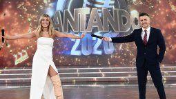 Ángel de Brito conduce junto a Laurita Fernández el Cantando 2020 para El Trece