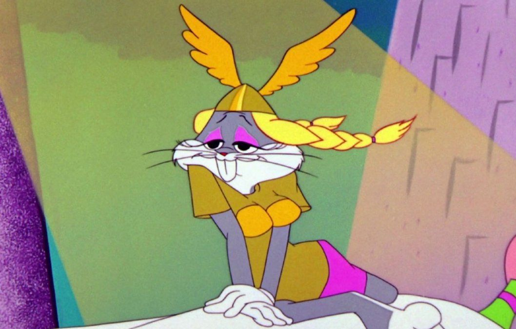 Bugs Bunny representa a la comunidad trans, según Netflix