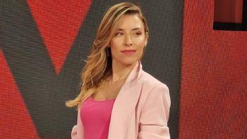 Mariana Brey, panelista de Los Ángeles de la Mañana