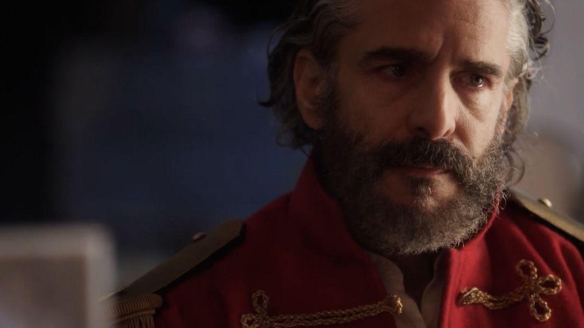 El actor Leonardo Sbaraglia representará a Güemes en la producción que estrena Encuentro esta noche